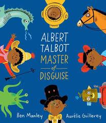 Bookwagon Albert Talbot Master of Disguise