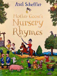 Axel Scheffler Mother Goose's Nursery Rhymes (C) Bookwagon