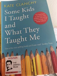 Some Kids and What They Taught Me (C) Bookwagon