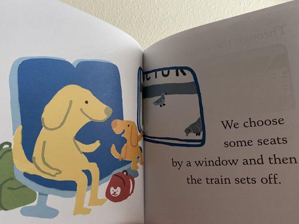 I Like Trains (C) Bookwagon extract