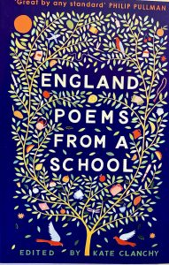 Kate Clanchy's England: Poems from a School (C) Bookwagon