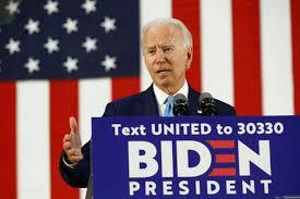 Bookwagon Joe Biden DNC 2020