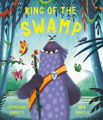 Bookwagon King of the Swamp