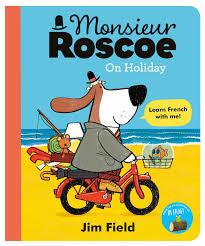 Bookwagon Monsieur Roscoe on Holiday