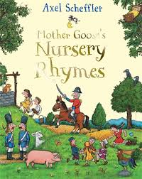 Bookwagon Mother Goose's Nursery Rhymes