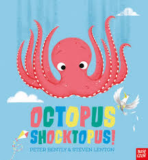 Bookwagon Octopus Shocktopus!