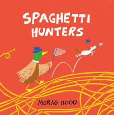 Bookwagon Spaghetti Hunters