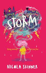Bookwagon Storm