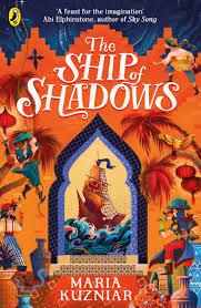Bookwagon The Ship of Shadows