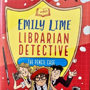 Bookwagon Emily Lime Librarian Detective