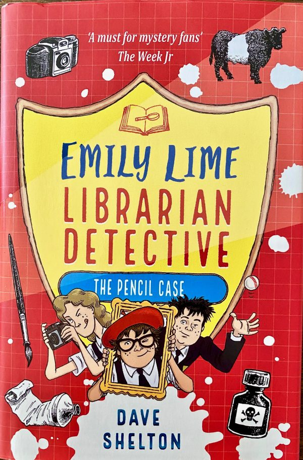 Bookwagon Emily Lime Librarian Detective