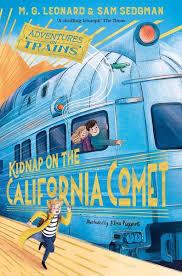 Bookwagon Kidnap on the California Comet