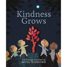 Bookwagon Kindness Grows
