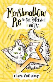 Bookwagon Marshmallow Pie the Cat Superstar on TV