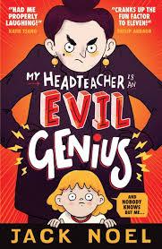 Bookwagon My Headteacher is an Evil Genius