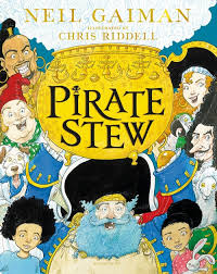 Bookwagon Pirate Stew