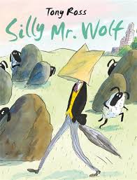 Bookwagon Silly Mr Wolf