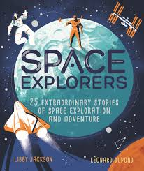 Bookwagon Space Explorers