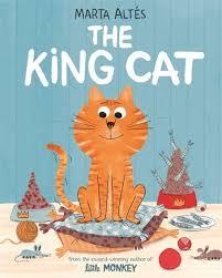 Bookwagon The King Cat