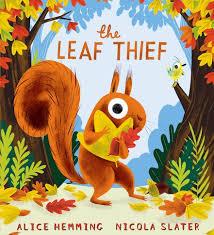 Bookwagon The Leaf Thief
