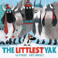 Bookwagon The Littlest Yak