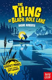 The Thing at Black Hold Lake