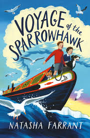 Bookwagon Voyage of the Sparrowhawk