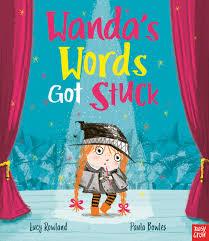 Bookwagon Wanda's Words Got Stuck