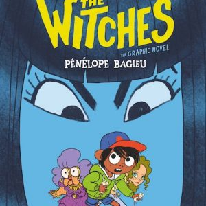 The Witches - The Graphic Novel cover