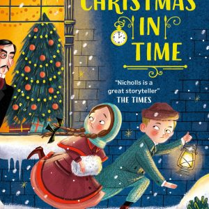 A Christmas in Time cover