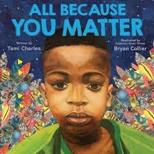 Bookwagon All Because You Matter