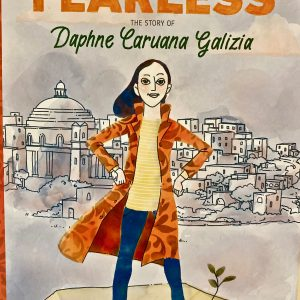 Fearless- The Story of Daphne Caruana Galizia Bookwagon