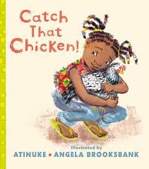 Bookwagon Catch that Chicken!