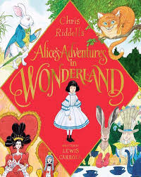 Bookwagon Chris Riddell's Alice's Adventures in Wonderland