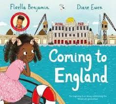 Bookwagon Coming to England