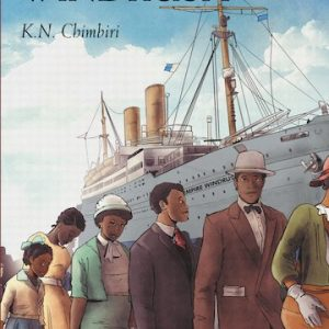The Story of the Windrush cover