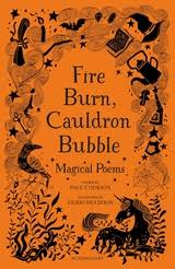 Bookwagon Fire Burn, Cauldron Bubble