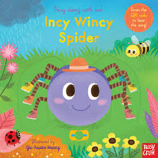 Bookwagon Sing Along With Me! Incy Wincy Spider