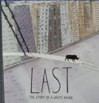 Last- The Story of a White Rhino Bookwagon