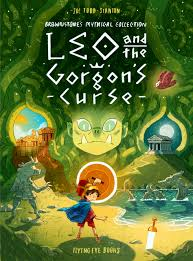 Bookwagon Leo and the Gorgon's Curse