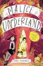 Bookwagon Malice in Underland
