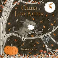 Bookwagon Ollie's Lost Kitten