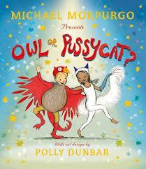 Bookwagon Owl or Pussycat?