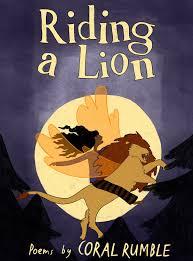Bookwagon Riding a Lion