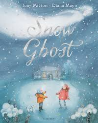 Bookwagon Snow Ghost