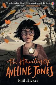 Bookwagon The Haunting of Aveline Jones