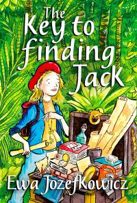 Bookwagon The Key to Finding Jack