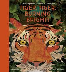 Bookwagon Tiger, Tiger, Burning Bright