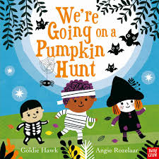 Bookwagon We're Going on a Pumpkin Hunt