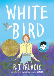 Bookwagon White Bird